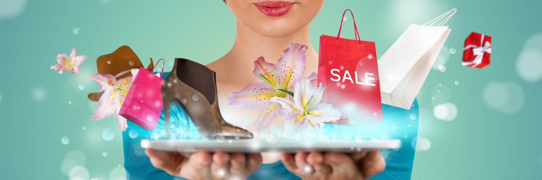 продажи в сети